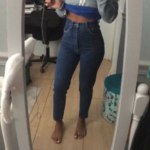 The best high waisted jeans